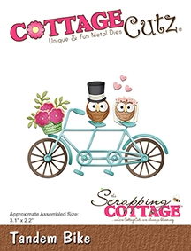 CottageCutz - Tandem Bike