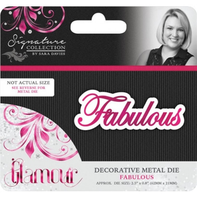 Crafter\'s Companion - Die - Fabulous