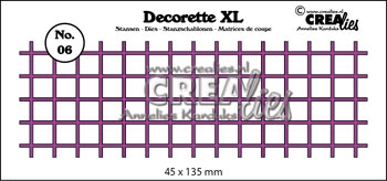 CREAlies - Die - Decorette XL - CLDRXL06