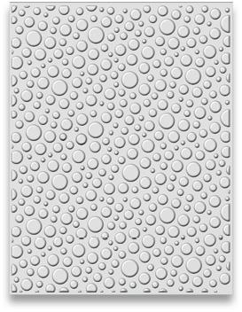 Happymade - Creative Expressions - 3D Embossing folder - Bubble Burst (EF3D-011)