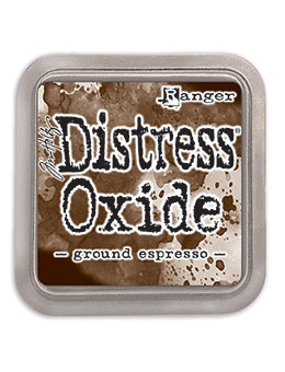 Happymade - Ranger - Tim Holtz - Distress Oxide Ink Pad - Ground Espresso