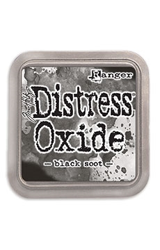 Ranger - Tim Holtz - Distress Oxide Ink Pad - Black Soot