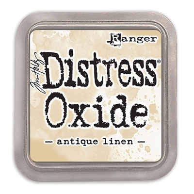 Ranger - Tim Holtz - Distress Oxide Ink Pad - Antique Linen