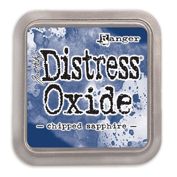 Happymade - Ranger - Tim Holtz - Distress Oxide Ink Pad - Chipped Sapphire