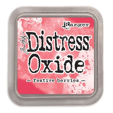 Happymade - Ranger - Tim Holtz - Distress Oxide Ink Pad - Festive Berries