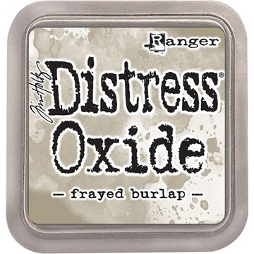 Ranger - Tim Holtz - Distress Oxide Ink Pad - Frayed Burlap