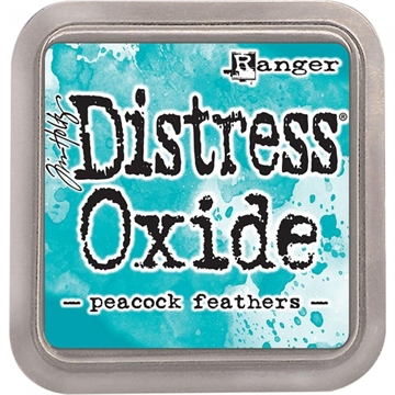 Ranger - Tim Holtz - Distress Oxide Ink Pad - Peacock Feathers