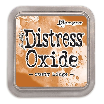 Happymade - Ranger - Tim Holtz - Distress Oxide Ink Pad - Rusty Hinge