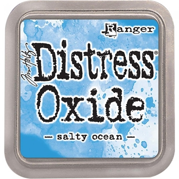 Ranger - Tim Holtz - Distress Oxide Ink Pad - Salty Ocean