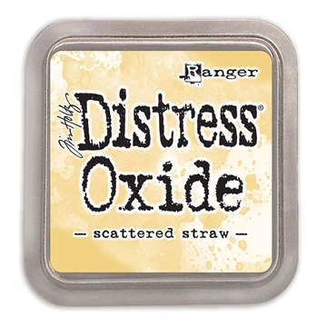 Happymade - Ranger - Tim Holtz - Distress Oxide Ink Pad - Scattered Straw