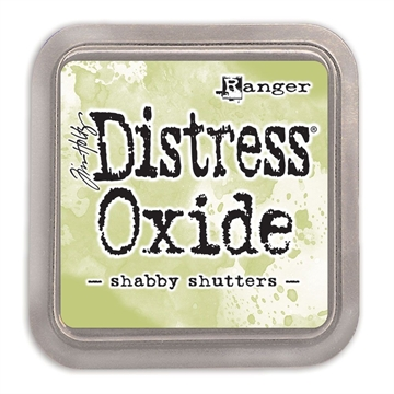 Happymade - Ranger - Tim Holtz - Distress Oxide Ink Pad - Shabby shutters