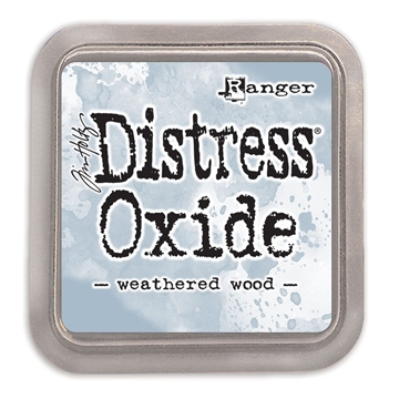 Happymade - Ranger - Tim Holtz - Distress Oxide Ink Pad - Weathered Wood
