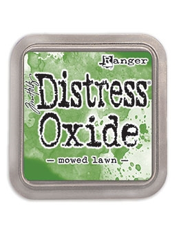 Happymade - Ranger - Tim Holtz - Distress Oxide Ink Pad - Moved Lawn