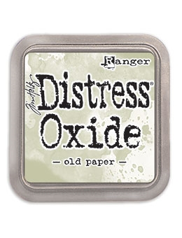Happymade - Ranger - Tim Holtz - Distress Oxide Ink Pad - Old Paper
