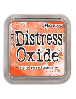 Happymade - Ranger - Tim Holtz - Distress Oxide Ink Pad - Ripe Persimmon