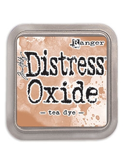 Happymade - Ranger - Tim Holtz - Distress Oxide Ink Pad - Tea Dye
