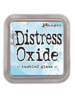 Happymade - Ranger - Tim Holtz - Distress Oxide Ink Pad - Tumbled Glass