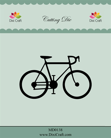 Happymade - Dixi Craft - Die - MD0138 - Bicycle