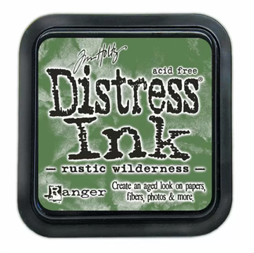 Happymade - Ranger - Tim Holtz - Distress Ink Pad - Rustic Wilderness (TIM72805)