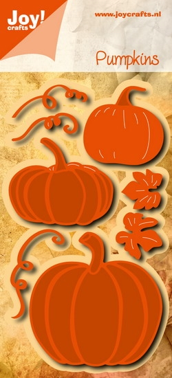 Joy - Die - Autumn - Pumpkins (6002/0969)