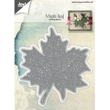 Joy - Die -  Maple leaf (6002/0957)