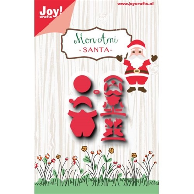 Happymade - Joy - Die - Santa (6002/0936)