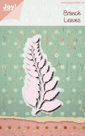 Happymade - Joy - Die - Branch leaves (6002/0941)