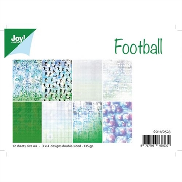 Joy! A4 Papers - Football