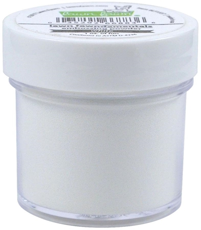 Happymade - Lawn Fawn - Embossing Powder - White