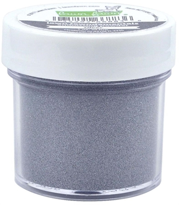 Happymade - Lawn Fawn - Embossing Powder - Silver