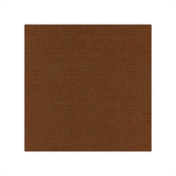 "Happymade - Linnen karton - 12x12"" - Chocolate Brown (582033)"