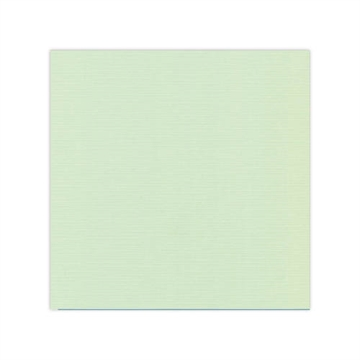 "Happymade - Linnen karton - 12x12"" - Light Green (582019)"