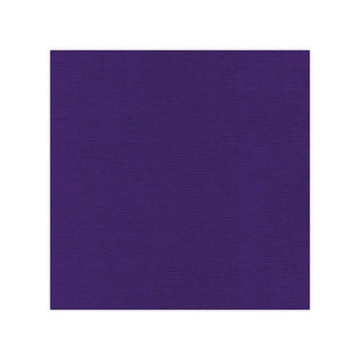 "Happymade - Linnen karton - 12x12"" - Purple (582035)"