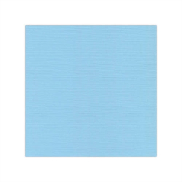 "Happymade - Linnen karton - 12x12"" - Soft Blue (582026)"