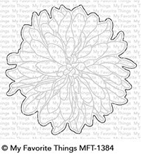 Happymade - My Favorite Things die - Beautiful Bloom (MFT-1384)