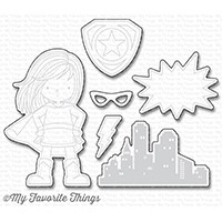 Happymade - My Favorite Things die set - You're Super (MFT-1227)