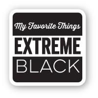 Happymade - My Favorite Things - Hybrid Ink Pad - Extreme Black - ICUBE-41