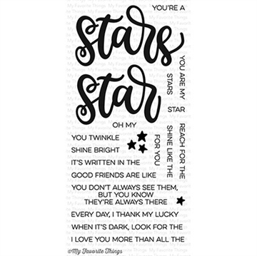 My Favorite Things Written in the stars