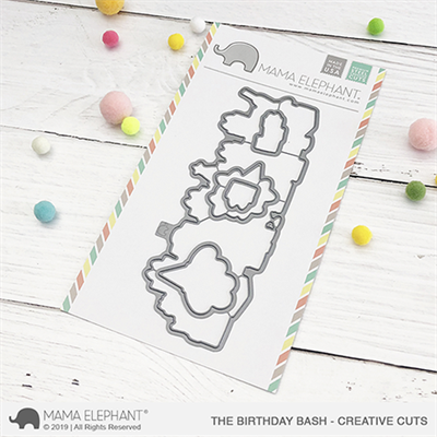 Happymade - Mama Elephant die - The Birthday Bash