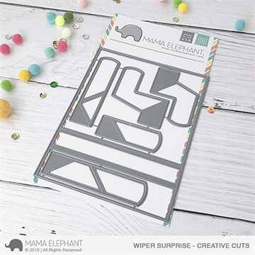 Happymade - Mama Elephant die - Wiper Surprise