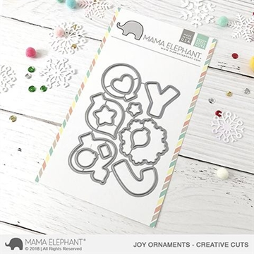 Happymade - Mama Elephant die - Joy Ornaments