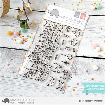 Happymade - Mama Elephant - The Dog's Woof