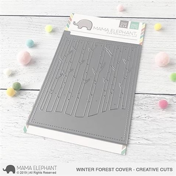 Happymade - Mama Elephant die - Winter Forest Cover