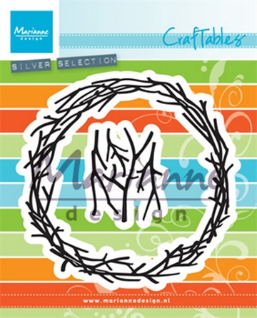 Marianne Design - Die - Wreath
