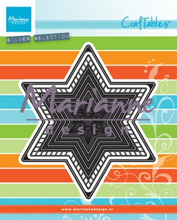 Marianne Design - Die - Christmas star