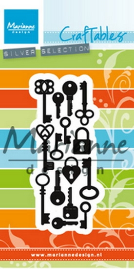 Marianne Design - Die - Keys