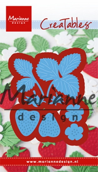 Happymade - Marianne Design - Die - Strawberries