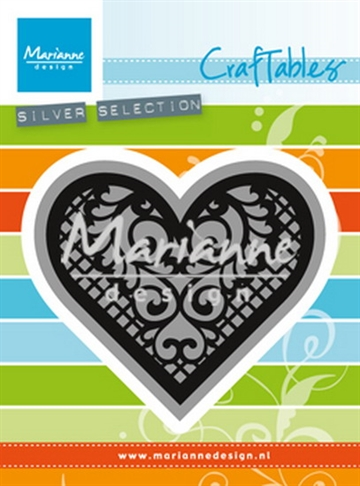 Marianne Design - Die - Lace Heart
