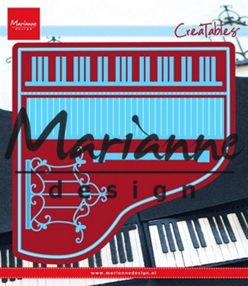 Happymade - Marianne Design - Die - Piano