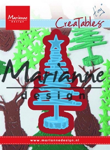 Marianne Design - Die - Christmas tree